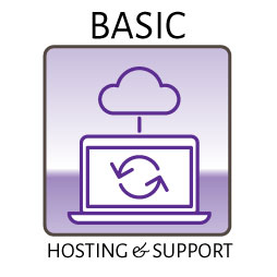 Zoe-Designs basic web hosting